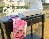 PDF Sewing Pattern - Thread Catcher - Instant Digital Download