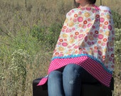 Nursing Cocoon (Nursing Cover-Up)- Pink Dazzled