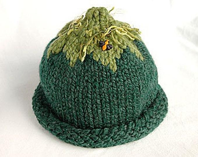 Zucchini Hat