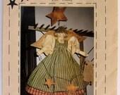 """Sawdust & Stitches, Bittersweet Autumn Pattern No. 101 """"Stardust Angel"""""""
