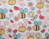 X- Large Receiving Blanket  - MANY options in my shop - ALL Ready to Ship - Bees