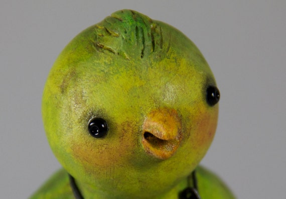 Art Doll - Inspired Birds - Young at Heart