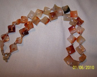 Long and lovely Carnelian