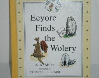 Winnie the Pooh - Original Pooh Treasury - Set of 3 books