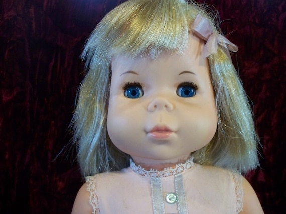 Baby First Step Doll 1964 With Original by ...