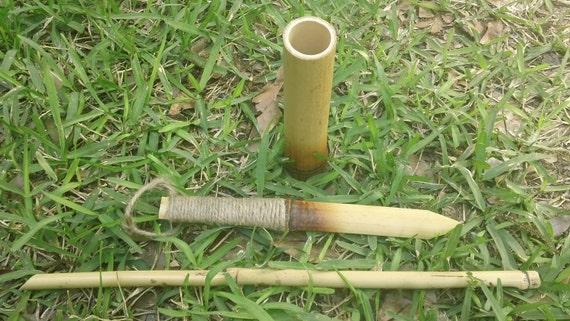 Bamboo Altar Set