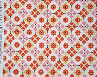 DS Quilts Denyse Schmidt Picnic Modern Tile red FQ or more