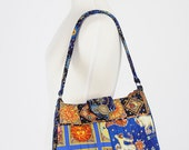 LIMITED edition Astrology Quilted Laptop Bag/ Sholder bag/Purse/Tote