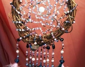 Dreamcatcher Devils Claw and Vine Moon Protector