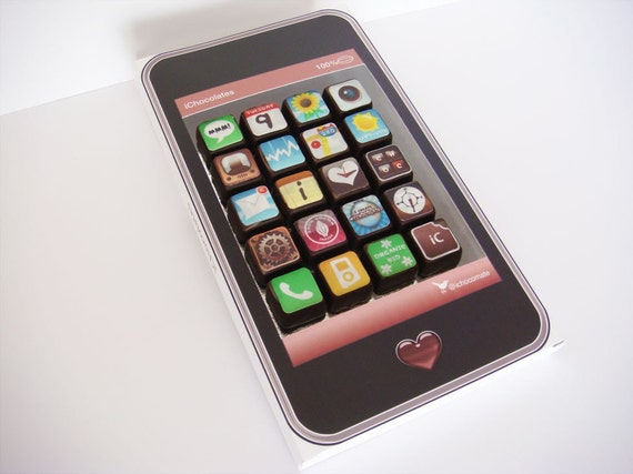 iphone app chocolates
