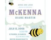 Ulla's custom Bumblebee print - PDF