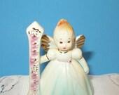 Vintage Josef Birthday Angel 1 yr old