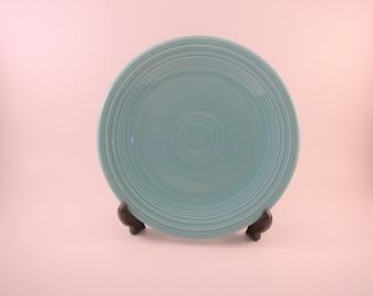 Fiesta Turquoise Dessert Plate