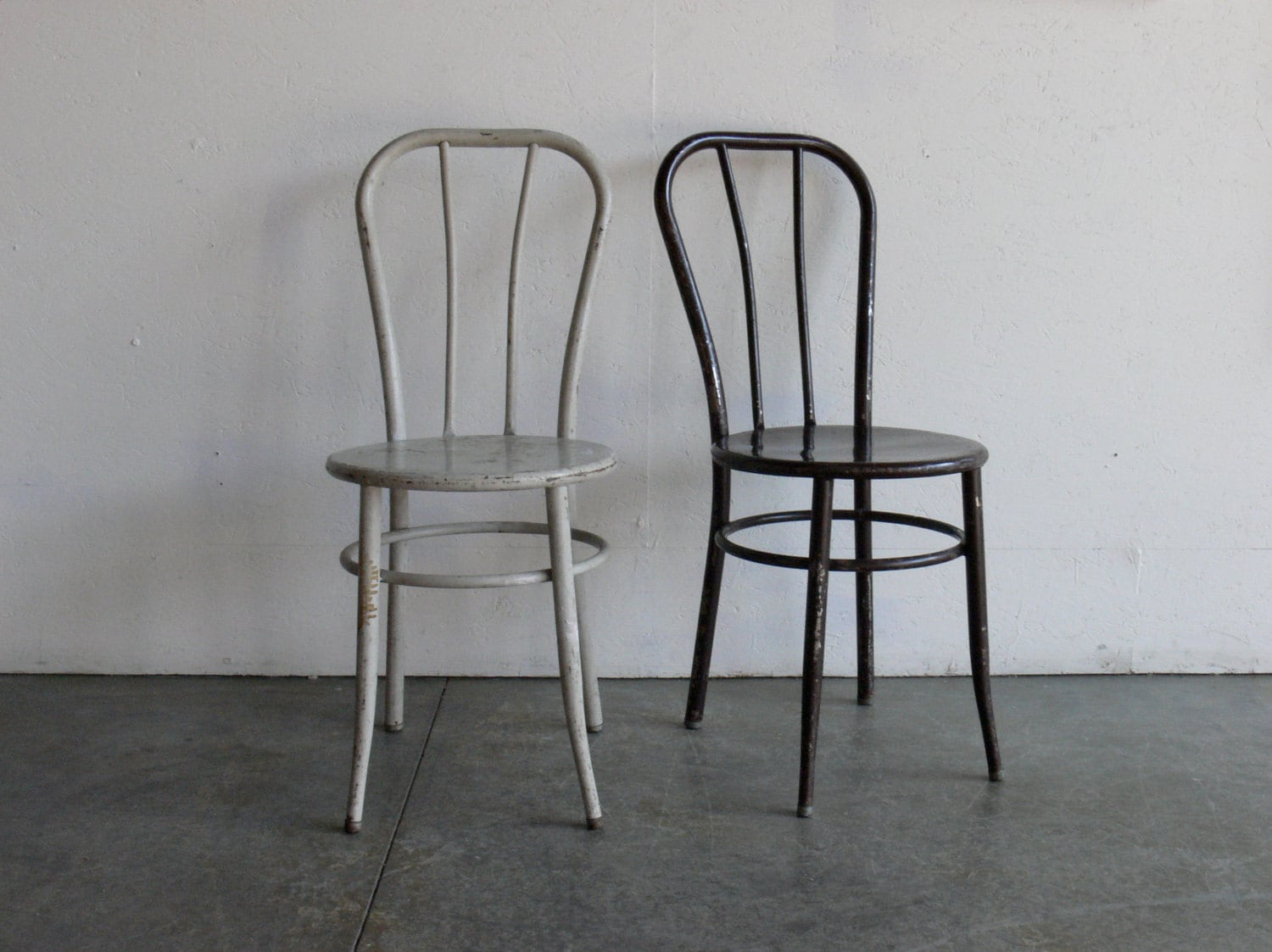 Bentwood Chairs White