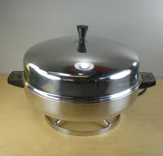 Farberware Buffet Server Electric Frying Pan Model 335 A