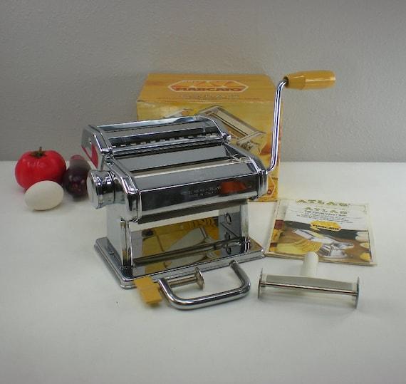 atlas pasta maker instructions