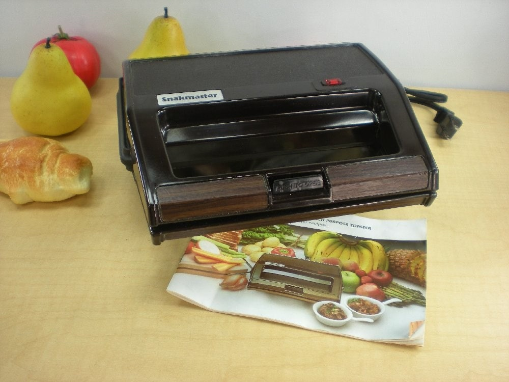 Electric Sandwich Makers : Clark snakmaster electric sandwich maker toaster panini