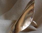 Warrior Ring Brass