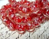 Beautiful Glass Venetian Style Beads