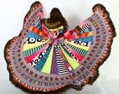 Rainbow Coat - RESERVED for Tanis