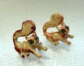 Vintage Squirrel Scatter Pins