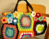 Flower Bloom Bag Series 1 / colorful- READY TO SHIP