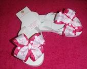 Fit for a Princess  Embellished Flip Flops