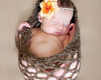 BROWN Photoprop Egg Cocoon Baby Bowl Newborn Photography Basket Session Babies Photo Shoot Newborn Infant Girl Boy more COLORS