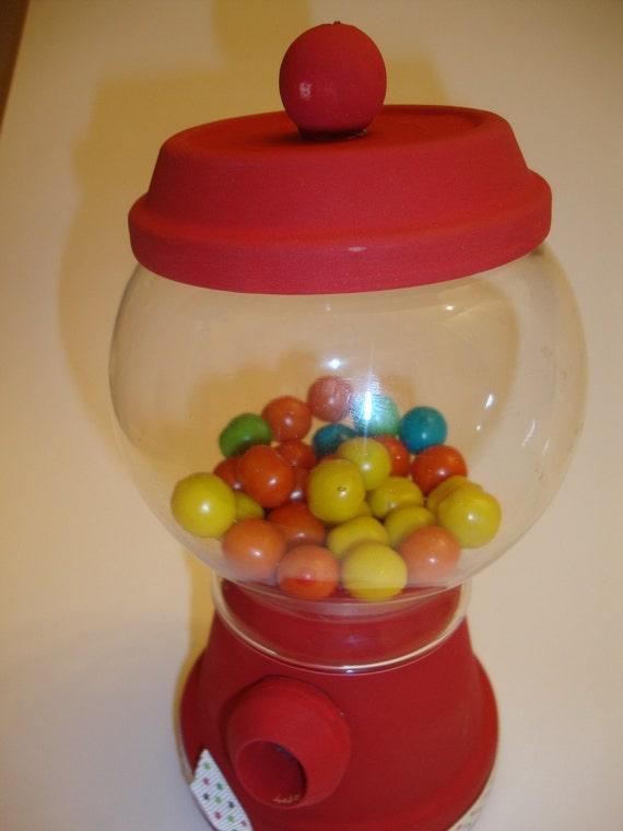 bubble gum machine favors