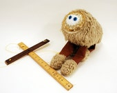 Marionette Plush Monster Puppet, Soft Cute Creepy Friend