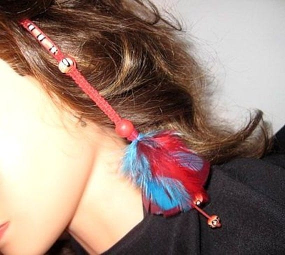 Feather Hair Extensions for Kids