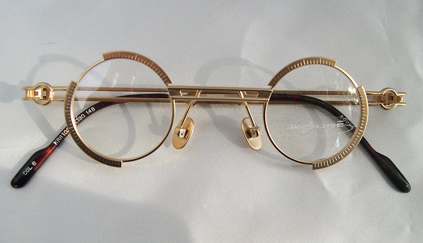 koure 8103 vintage steunk industrial design glasses