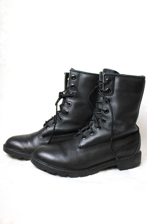 Vintage Ankle Boots 1980s/1990s Brown Boots Women's |1990s Womens Boots
