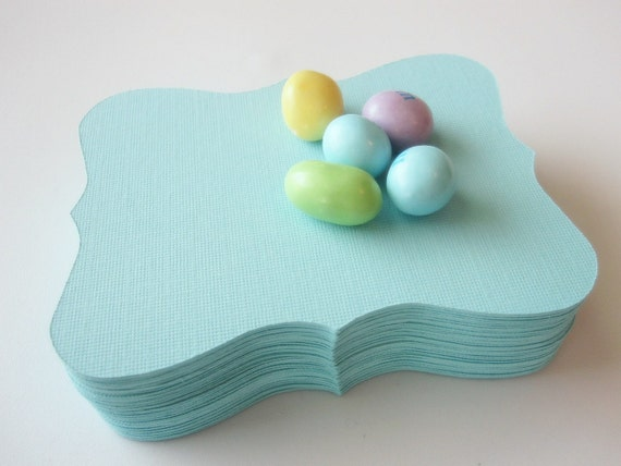 12 candy jar labels , Large Bracket cards (4.5 x 3.5 inches)   A13