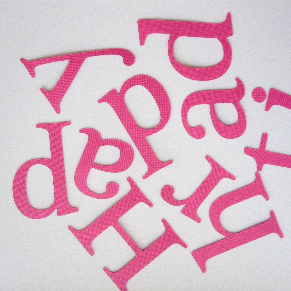 die cut letters happy birthday die cut letters for banner With die cut letters