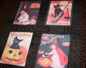 Trick or Treat Halloween Quilt