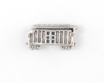 Sterling Clasmeyer Boxcar Clasp