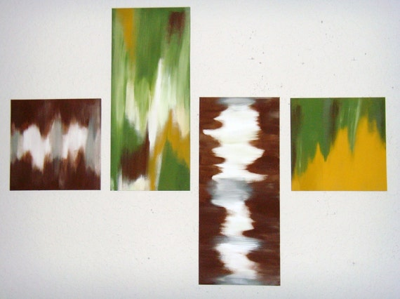 Sound Contemporary Modern Wall Art By April Parke