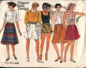 Vintage Vogue's Basic Design Shorts Pattern number 1549