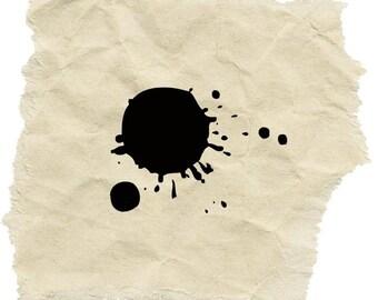 Splatter Stamp