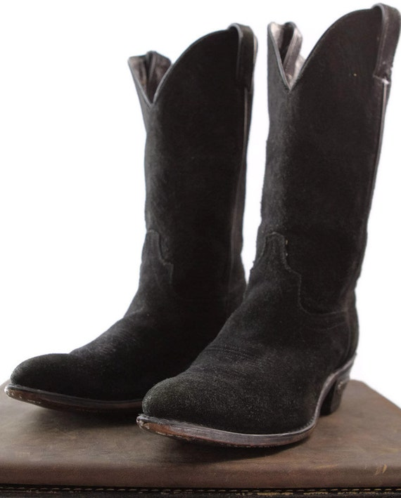 how to clean suede cowboy boots