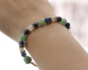 Fertility Bracelet, Thyroid Disease, Fertility Jewelry, Pregnancy Bracelet,  The Fertile Garden,