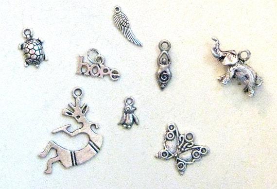 Fertility Charm and Gemstone Bead ADD ON