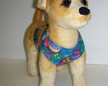 Easter Comfort Soft Dog Harness - Made to Order -