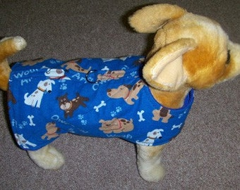 Harness-Vest coat for small dog