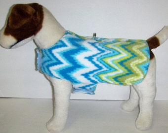ZigZag Chevron Pattern Dog Harness-Vest