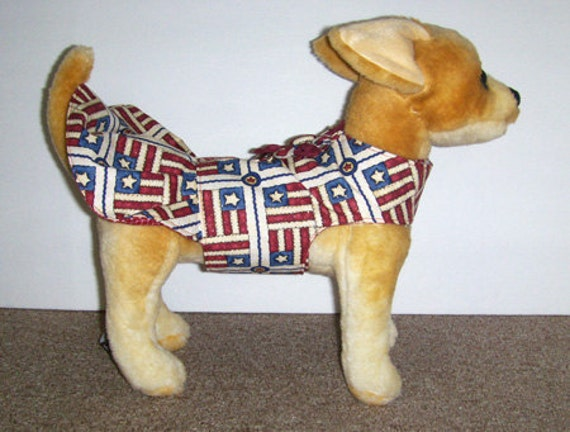 Patriotic Harness-Dress