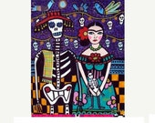Day of the Dead, Mexican Folk Art (HG373)