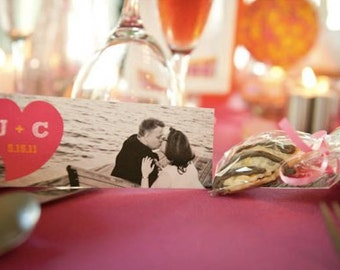 Wedding Photo Sharing Cards for Your Guests - PDF Print Ready File