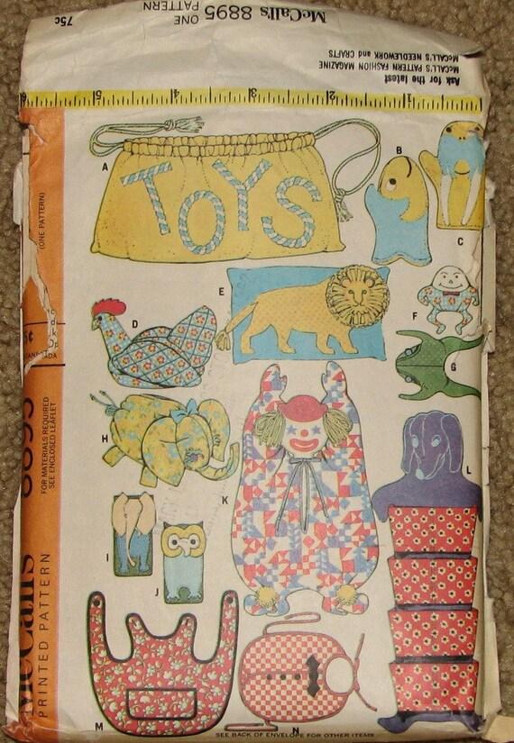 Bazaar Crafts 1960s Vintage Sewing Pattern By Stillsewstylish